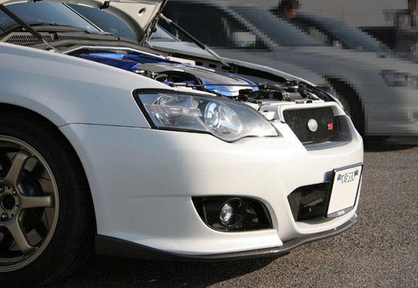 Vwvortex Com Subaru Legacy Gt With Bmw M5 Inspired Bumper